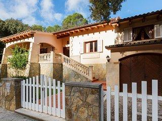 3 bedroom Villa in Cala San Vicente, Balearic Islands, Spain : ref 5310564