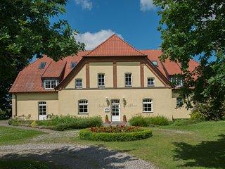 Ostsee-Landhaus, 1-Zimmer Ferienwohnung