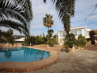 Annushka - beautiful holiday home in Moraira