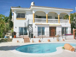 Holiday Villa with swimming pool near La Cala, La Cala de Mijas
