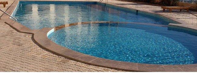 Monolocale Resort Lusso con piscina vista mare Hurghada centro
