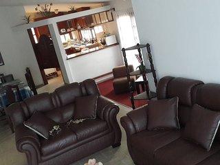 Apartamento, completamente amoblado, para turistas, Santa Cruz