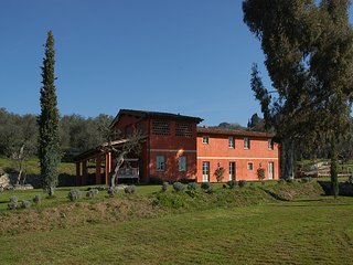Private villa with pool close to Versilia Coast at 10 km with AC and Wi-Fi, Massarosa