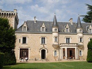 Chateau de la Couronne, Marthon