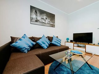 InPoint Blue Apartment, Cracovia