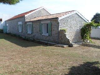 Maison OLéRONAISE à  CHAUCRE