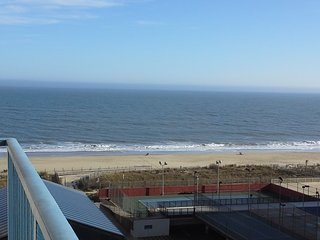 2 BR/2 BA Condo in Oceanfront Building, Ocean City
