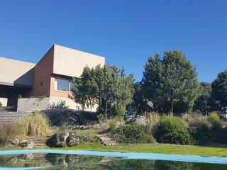 Magnifica casa con gran finca y piscina privada