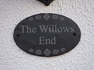The Willows End, Caersws. New for 2017 Relax in the Heart of Mid Wales