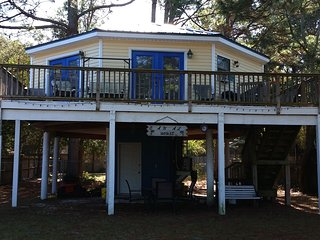 Shore Leave Gulf Shores House on the Intracoastal Waterway! Long Term Rent ONLY
