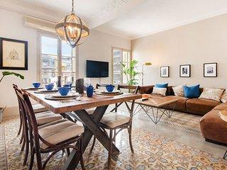 Stylish mediterranean apartment close to Plaza España - B371