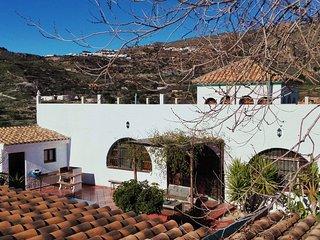 Cortijo Albedrío. Preciosa villa rural cerca del mar, Almeria