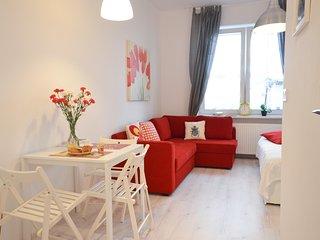 Palm Aparts Warsaw - Designer Suites - City Centre