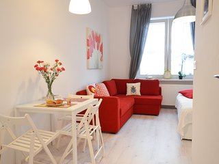Palm Aparts Warsaw - Designer Suites - City Centre, Warschau