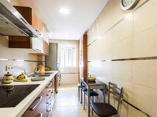 Bonito Apartamento 2 Baños y Terraza. Amplio y Luminoso