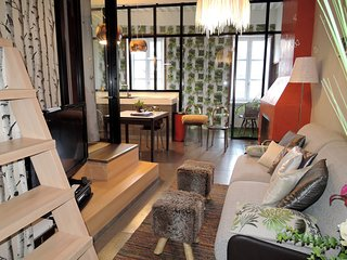 CENTRE HISTORIQUE - Appartement de Luxe avec Sauna Privé, Annecy