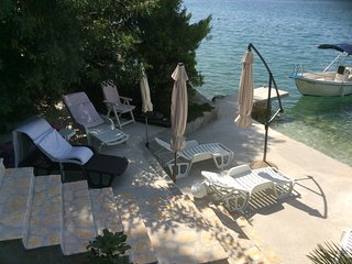 Beachside Apartment -Villa Bova - Croatia