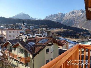 Appartamento Centrale Dolomiti (1-6 ospiti)