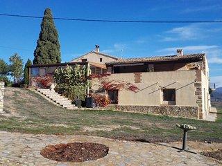 Encantadora villa en plena naturaleza junto al Parque Natural de La Font Roja.