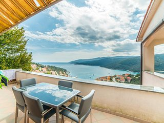 Luxury 3 Bedrooms App in Rabac - Istra