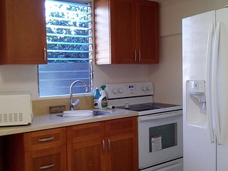 Modern 2Bdr. Quiet neighborhood. Close to Waikiki