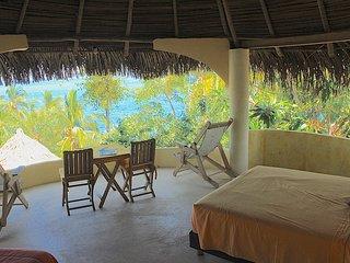 Pura Vida Ecoretreat Room 3, Yelapa
