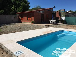 Alquiler de departamento/Cabaña con pileta privada!, Villa Carlos Paz