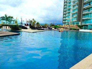 Caribbean Beach Front Condo in Panama