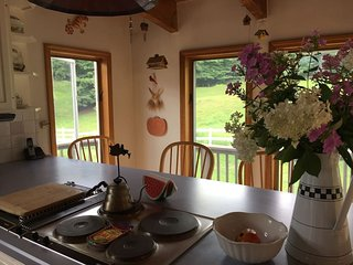 3 bedroom  near Saratoga on 70 acre private horse farm