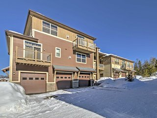 NEW! 3BR Fraser Condo Just Minutes to Winter Park Skiing