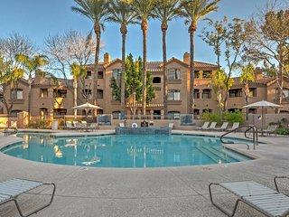 2BR Scottsdale Condo w/ Resort-Style Amenities!