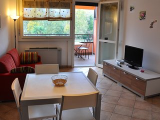 WHITE – Cozy apartment in RESIDENZA SASSO MORO, Cellina