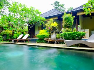 2BR Affordable Luxury villa in Ubud (Pondok Griya Sandi)