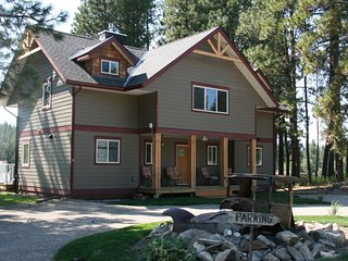 The Nest at Spirit Pond in Baynes Lake Vacation Rental Fernie, Koocanusa