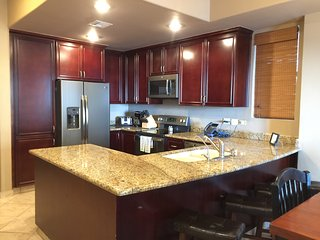 Las Palomas, Ph 1, Opalo 201 - 3BD/2BA, Beachfront easy access for Kid & Elderly, Puerto Peñasco