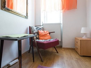 Budget-friendly Rooms for rent in Zagreb center, Erasmus/backpackers welcome!