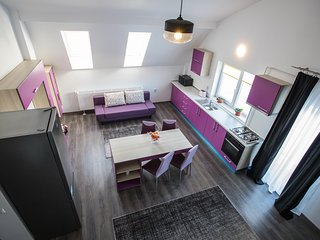 Transylvania Boutique Duplex Apartment Brasov