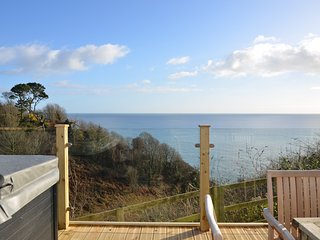 Leonards Cove - Ocean View Lodge 1, Stoke Fleming