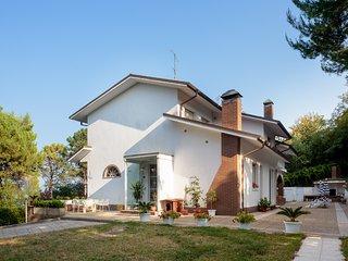 Villa Rossini vista mare