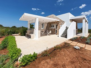 445 Modern Villa with Sea View in Pescoluse
