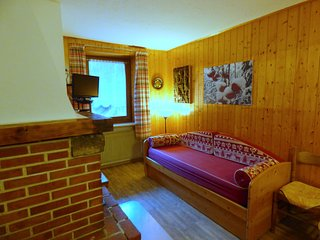 Cozy Chalet  A in Canazei Perfect Location
