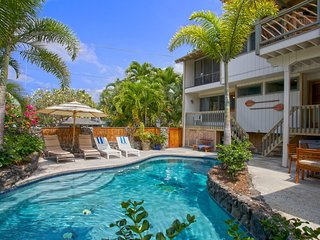 6 Bdrm, 5 Baths, Sunset View, Private Pool