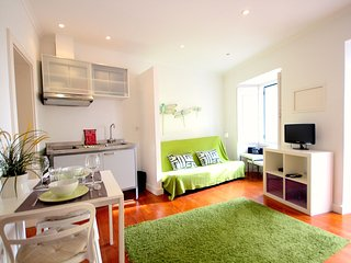 Wasabi Green Apartment, Alfama, Lisbon