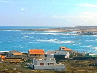 VOLCANO GUESTHOUSE CESARIA EVORA CAPE VERDE ISLAND