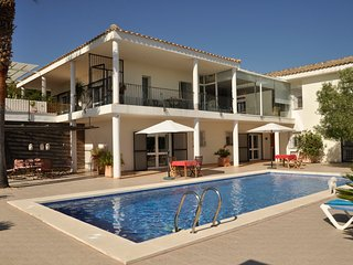 Finca Solivent - Apartments, pool and party-grill-house with ocean view, Vejer de la Frontera
