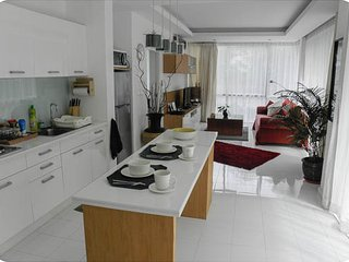 De Luxe Fully Furnished 80 sqm One Bed Roomed Apartment