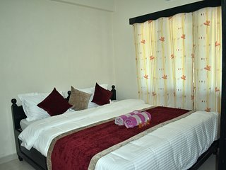 Bougainvillea Apartment, Benaulim