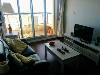 Apartment in front of the beach, Montevideo