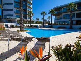 Cavalo Preto Beach Resort One Bedroom Apartment beach front, Vilamoura