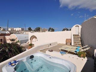 Anemos, cozy house in Santorini